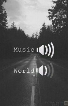 Find images and videos about music, wallpaper and world on We Heart It - the app to get lost in what you love. Musik Wallpaper, Tumblr Wallpaper, Black Wallpaper, Screen Wallpaper, Cool Wallpaper, Wallpaper Quotes, Phone Wallpapers Tumblr, Hipster Phone Wallpaper, Tumblr Iphone