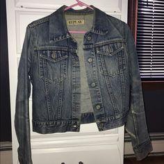 Jean jacket Replay jean jacket replay Jackets & Coats Jean Jackets