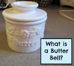 Butter Bell Thrift Store find for 50 cents. Butter Mochi, Butter Icing, Butter Recipe, Cookie Butter, Butter Bell, Butter Pasta, Butter Shrimp, Bisquick Muffin Recipe, Muffin Recipes