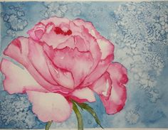 Pinks by LynnsWatercolors on Etsy