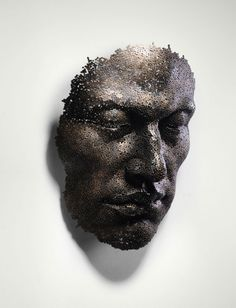 bicycle chain artwork - Seo Young Deok    http://www.odditycentral.com/pics/seo-young-deoks-bicycle-chain-sculptures-are-off-the-chain.html