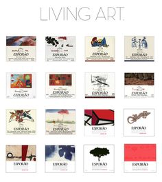 @Esporaowines are masterpieces of terroir, winemaking and art. To see all the Esporão's works of art, visit the labels timeline at www.esporao.com (Sponsored). Art Of Living, Timeline, It Works, Beer, Wine, Drinks, Food, Root Beer, Drinking