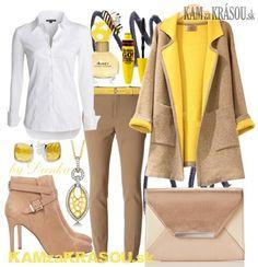 #kamzakrasou #sexi #love #jeans #clothes #dress #shoes #fashion #style #outfit #heels #bags #blouses #dress #dresses #dressup #trendy #tip #new #kiss #kisses Žltá - farba slniečka - KAMzaKRÁSOU.sk