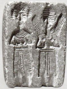 Hettite, moulds for metal, Kültepe Kaniş (Kurt Bittel) (Erdinç Bakla archive)