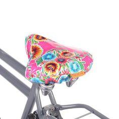 cute bike seat cover!