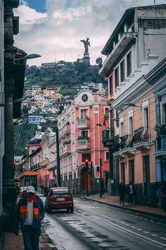 Latin America In Photos — Quito, Ecuador. Cuenca Ecuador, Latin Travel, Equador Quito, Places To Travel, Places To Visit, South America Travel, Latin America, Dream Vacations, Land Scape