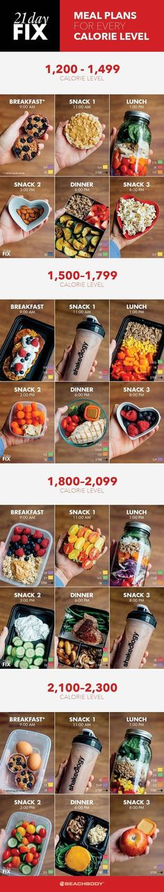 If you're on the 21 Day Fix meal plan, check out these quick and easy meal prep ideas for every calorie level. meal planning // meal prep // Autumn Calabrese // Beachbody Programs // healthy snacks // Shakeology // salad jars // 21 Day Fix // healthy eat Easy Meal Prep, Healthy Meal Prep, Healthy Snacks, Fitness Snacks, Meal Prep Menu, Simple Snacks, Easy Meals, Meal Preparation, Healthy Recipes For Weight Loss