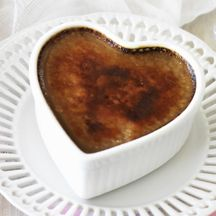 Coffee creme brulee #weightwatchers