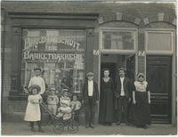 bakkerij den haag 1913