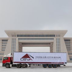 First China to Europe TIR truck secures trade flow in record time