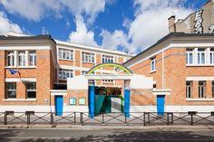 Palatre et Leclere – École Maternelle Pajol