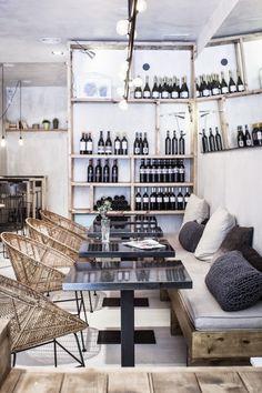 Spanish wine bar : Muy Mio // Blog La petite fabrique de rêves