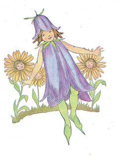 Violet by katinthecupboard, via Flickr