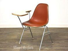 Eames School Shell Chair & Desk | eBay