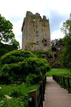 Blarney castle.I would love to go see this place one day.Please check out my website thanks. www.photopix.co.nz