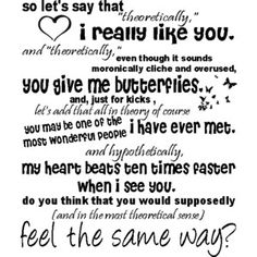 i like you quotes - Google Search