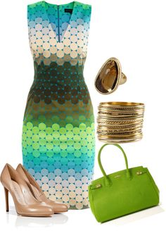 """Office wear for the Spring"" by clothesvore on Polyvore"