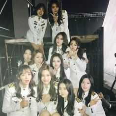 We are the Dream Girls Kpop Girl Groups, Korean Girl Groups, Kpop Girls, Ioi Nayoung, Ioi Members, Kim Chungha, Jung Chaeyeon, Choi Yoojung, Jeon Somi