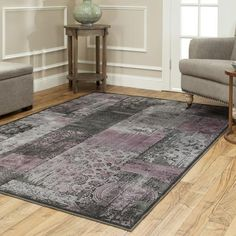 Safavieh Paradise Paunita Modern Viscose Rug x - Charcoal/Multi), Black Grey Rugs, Beige Area Rugs, Rug Styles, Safavieh, Viscose Rug, Beige Carpet, Rug Options, Colorful Rugs, Area Rugs