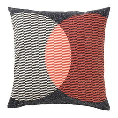 VÅRLÖK Cushion cover IKEA You can easily vary the look, because the two sides have different designs. The zipper makes the cover easy to remove.
