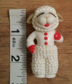 Vtg 1993 RARE Lamb Chop Shari Lewis PVC Figure Toy Lamb Chop & Friends | Toys & Hobbies, TV, Movie & Character Toys, Lamb Chop, Shari Lewis | eBay!