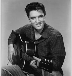 Today we celebrate Elvis Presley's 79th birthday. What's your favorite song?