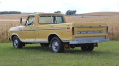 1974 Ford F250 Camper Special Pickup 390 CI, Factory Air | Lot ...