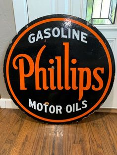 Vintage Signs For Sale, Vintage Metal Signs, Car Signs, Garage Signs, Advertising Signs, Vintage Advertisements, American Logo, Phillips 66, Pompe A Essence
