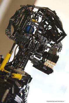 T800 Lego Moc by Andrea Montuori