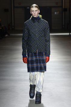Kenzo   Menswear - Autumn 2017   Look 23
