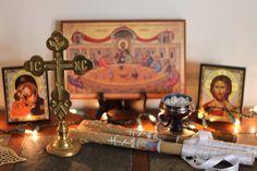 Orthodox // Prayer Corner // Icons // Orthodoxy