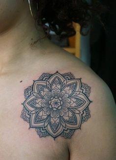 Mandala for Francesca..