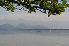 Puma e Tuca em mais um Ironman.: 30º Travessia da Lagoa da Conceição - Floripa