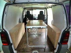 vitocamper vito camping car.wmv - YouTube