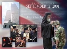 september 11 pictures | In Memory of September 11 — Greek Orthodox Archdiocese of America