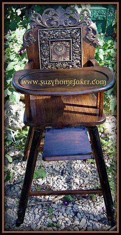 redo high chair