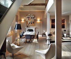 "2,503 Likes, 5 Comments - Dekorasyon Rehberi (@dekorasyonrehberi) on Instagram: ""St Pancras Penthouse Apartment, London by TG Studio #fineinteriors #interiors #interiordesign…"""
