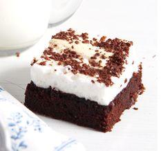 Meringue Brownies