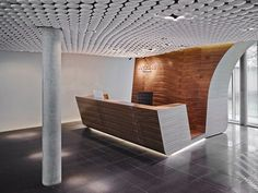 Innocean Headquarters Europe, Frankfurt, 2013 - Ippolito Fleitz Group Identity Architects