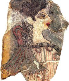 La Moda y el Arte. La indumentaria femenina en las culturas del Egeo. II. Creta. Por Virginia Seguí |