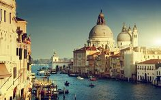 Venice Travel makes one modest, you see what a tiny place you occupy in the world.so Book your trip with and reliable Travel Guide . Venice Travel, India Travel, Places Around The World, Around The Worlds, Venice Restaurants, Venice City, Travel Tickets, Top Travel Destinations, Grand Canal