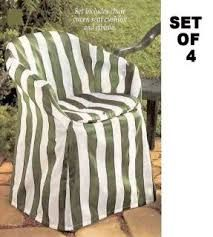 To protect the patio furniture against weather extremities or to cover old pieces use plastic patio furniture covers. Plastic Patio Furniture, Plastic Patio Chairs, Patio Furniture Covers, Lawn Furniture, Furniture Slipcovers, Slipcovers For Chairs, Outdoor Furniture, Outdoor Tablecloth, Outdoor Chairs