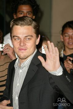 Leonardo DiCaprio at the 77th Annual Academy Awards Nominees Luncheon, Beverly Hilton Hotel, Beverly Hills, CA, 02-07-05