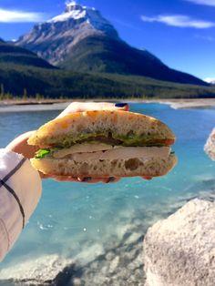 The food scene in Banff blew me away. These are 14 restaurants you've got to try. Banff Canada, Alberta Canada, Banff Alberta, Dog Treat Recipes, Healthy Dog Treats, Banff National Park, National Parks, Canadian Honeymoons, Calgary