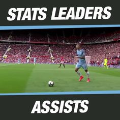 Kevin De Bruyne is the Premier League assist king with four so far this season but Kelechi Iheanacho is hot on his heels with three!
