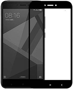 PES Pro HD + Crystal Clear Full Screen Coverage Tempered Glass Screen Protector For Redmi Black Mobile Accessories, Superior Quality, Tempered Glass Screen Protector, Electronics, Amp, Crystals, Amazon, Amazons, Riding Habit
