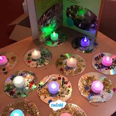 This is a fantastic resource for Diwali! A lovely set of craft instructions to make a decorated Diva Lamp Holder. Diwali Lamps, Diwali Lights, Diwali For Kids, Diwali Craft, Festive Crafts, Christmas Crafts, Diwali Diva, Diwali Eyfs, Diva Lamp