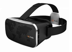 """Elala 3D VR Glasses 3D Virtual Reality Headsets Adjust Cardboard Video Movie Game Box for Apple iPhone 7 Plus 6 6S Plus and More Smartphones. Virtual Reality Apps: More than 300 virtual reality apps on Apple App Store and Google Play Store for you download to enjoy shocking 3D effect! (Note : In order to get a correct clear view, you need to select the """"Split Screen Mode"""" from 3D VR contents in some specific Apps downloaded in Google Play Store or Apple App Store !!!). Wide Compatibility:..."""
