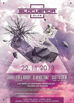 Elocuencia Club | Specka | Madrid | https://beatguide.me/madrid/event/specka-elocuencia-club-20131122