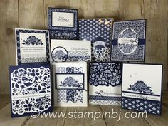 Don't miss this opportunity to get this classic Stampin' Up! class in the mail from one of the most popular product suites from Stampin' Up!  My customers tell me they treasure my card classes in the mail!